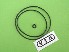"VTA Gasket SET for SEIKO 6309-7040 & 6309-7049 ""TURTLE"" **EXACT FIT** - All 4"