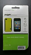 Case-Mate WM013302 Pop! Case for iPhone 4 / 4S -Black with FREE Screen Protector