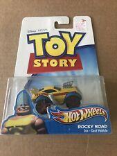 2011 Mattel Disney Pixar Hot Wheels Toy Story ROCKY ROAD Die-Cast Vehicle