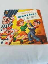 Welcome To The Romper Room Pop Goes The Weasel and Romper Room March