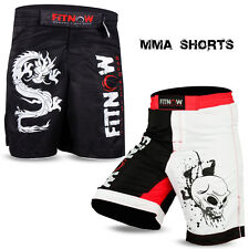 MMA Grappling Short UFC Mix Cage Fight Kick Boxing Fighter Shorts