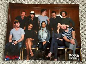 GENUINE, The Originals & The Vampire Diaries Cast, Insurgence 7, 8x10 Photo