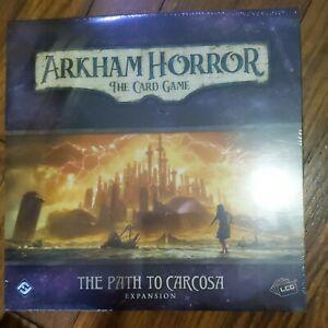 NIB Arkham Horror LCG The Path to Carcosa Expansion new board game card set FFG
