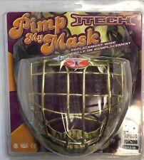 New Bauer Itech Goalie Replacement Junior Wire Cage mask helmet 2500 1400 hockey
