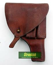 SWEDISH ARMY M1907 LEATHER HOLSTER