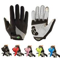 RockBros Gel Bike Riding Half Finger Cycling Gloves Sports Full Finger Gloves