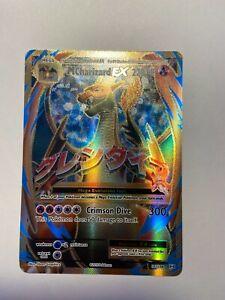 Pokemon ULTRA RARE Holo Full Art Mega M Charizard EX Card 101/108 XY Evolutions!