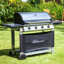Fire Mountain Gas - 4 Burner Barbecues
