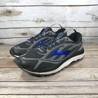 BROOKS Dyad 9 Shoes Mens Size 9.5-10 Athletic Running Cross Training Gray