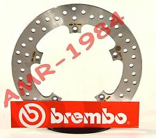 DISCO DE FRENO TRASERO BREMBO PEUGEOT GEO RS 125 250 400 SATELIS 250 68B40751