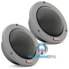 """PAIR DYNAUDIO MD142 CAR 3"""" (75MM) 100W SOFT DOME ESOTEC MIDRANGES SPEAKERS NEW"""