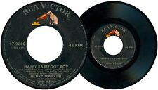 Philippines HENRY MANCINI Happy Barefoot Boy 45rpm Record