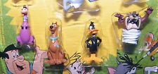 Classic Cartoon Mini Figure Set Tom, Jerry, Scooby-Doo, Yogi Bear, Bugs Bunny