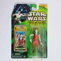 Star Wars Aurra Sing Bounty Hunter Power Of The Jedi Hasbro 2000 Vintage Figure