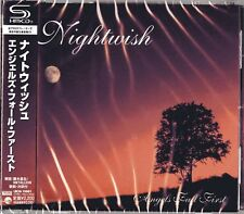 NIGHTWISH-ANGELS FALL FIRST -JAPAN SHM-CD  BONUS TRACK E50