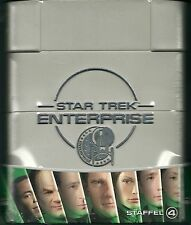 Star Trek Enterprise 4 2006 Hart Box Neu OVP Sealed Deutsche Ausgabe