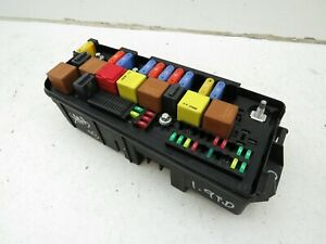 2007 SAAB 93 9-3 1.9 TiD ENGINE BAY FUSE BOX 12767115