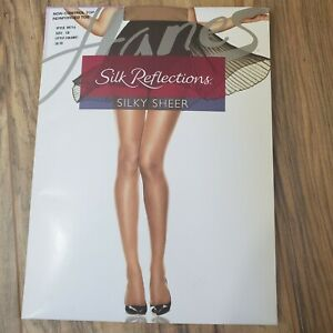 Silk Reflections Silky Sheer Size CD