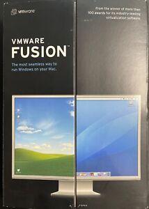VMWARE FUSION für Mac Neu IN Box