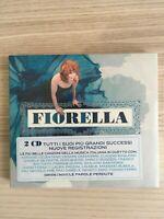 Fiorella Mannoia_Fiorella_2 x CD Album_2014 Germany_1° Ed. con Zero RARO! Sealed