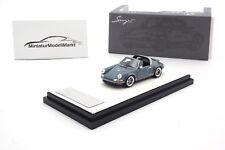 #TP911S-06 - Timothy & Pierre Porsche 911 Targa - Singer - Grey - 1:64