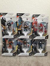 Mega Construx Destiny figures - Set of 6 (Full set) - Brand New