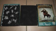 AD&D - dungeons & dragons - FORGOTTEN REALMS - Heroes - 10 persos Ral Partha BE