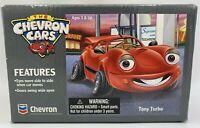 "NEW VINTAGE The Chevron Cars ""Tony Turbo"" 1996 Collectible Toy Eyes Move NIB"