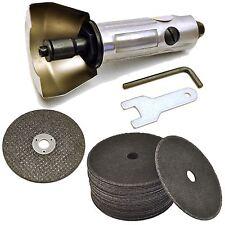 "3"" Air Cut Off Tool Cut-off Tool Grinder Cutoff 25pk Cutting Grinding Discs 75"