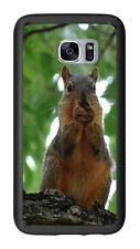 Squirrel Eating A Nut For Samsung Galaxy S7 G930 Case Cover by Atomic Market
