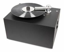 Pro-Ject VC-S MKII Record Vinyl LP Cleaning cleaner Machine VCS Black