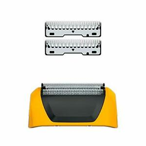 Wahl Yellow Lifeproof Shaver Replacement Foils Cutters and Head for 7061 Seri...