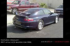 PORSCHE 911 996 Aerokit GT3 REAR BUMPER bodykit