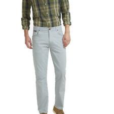 Pantaloni da uomo grigi marca Wrangler Taglia 32