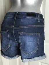 Celebrity Pink Jeans Denim Shorts Juniors Size 3 Stretch Low Rise Cuffed Short