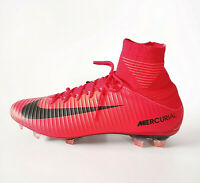 Nike Performance Mercurial Veloce III DF FG Fußballschuh Herren Rot 831961-616