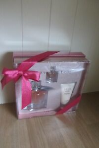 Lancome La Vie Est Belle 50ml Edp & 50ml Body Lotion & 4ml Edp Gift Set ~ New
