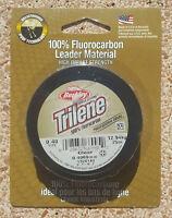 Fluorocarbon Berkley Trilene Leader 25 metri - 0.40 - 12.6Kg