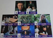 Harvey Keitel as Harry Houdini Fairy Tale lobby card set 8 Florence Hoath