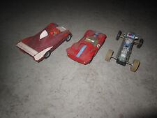 Carrera universal 132  3 x Autos für Bastler