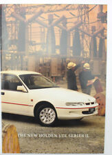 Used Holden Commodore VR Ute Series II Sales Brochure Memorabilia S Pack