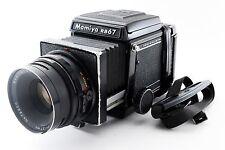 Mamiya RB67 Pro Medium Format Film Camera 127mm F/3.8 Lens [Exc+] JAPAN