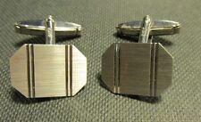 1986 Bh Timeless Silver cufflinks