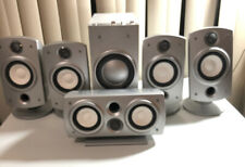 6 Piece Sony Ultimate Luxury Speaker Audio System With Subwoofer