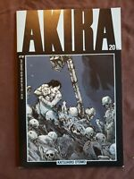 Akira #20  VF/NM (9.0) WP Marvel Epic Comics 1988 Katsuhiro Otomo (Vol. 1) Manga
