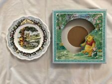 "Royal Doulton Winnie the Pooh Collection ""The Rescue"" Plate - Mint Condition"