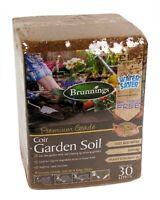 Coir Garden Soil Block 30L Brunnings Coconut Potting Mix Husk Garden Improver