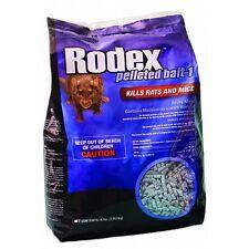 Neogen Rodex Pelleted Bait-1 Rat and Mouse Bait - Resealable Pouch