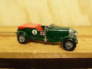 MATCHBOX LESNEY MOY - 1929 4.5 LITRE BENTLEY