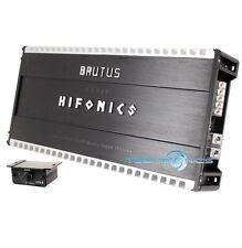 HIFONICS BRUTUS ELITE BRE2500.1D 2500W MONOBLOCK CLASS D CAR STEREO AMPLIFIER